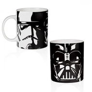 Star Wars - Mug Stormtrooper & Vader