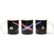 Star Wars - Mug effet thermique Jedi & Sith
