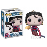 Disney Princesses - Figurine POP! Mulan 9 cm