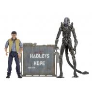 Alien - Pack 2 figurines Hadley's Hope 18 cm
