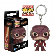 DC Comics - Porte-clés Pocket POP! The Flash 4 cm