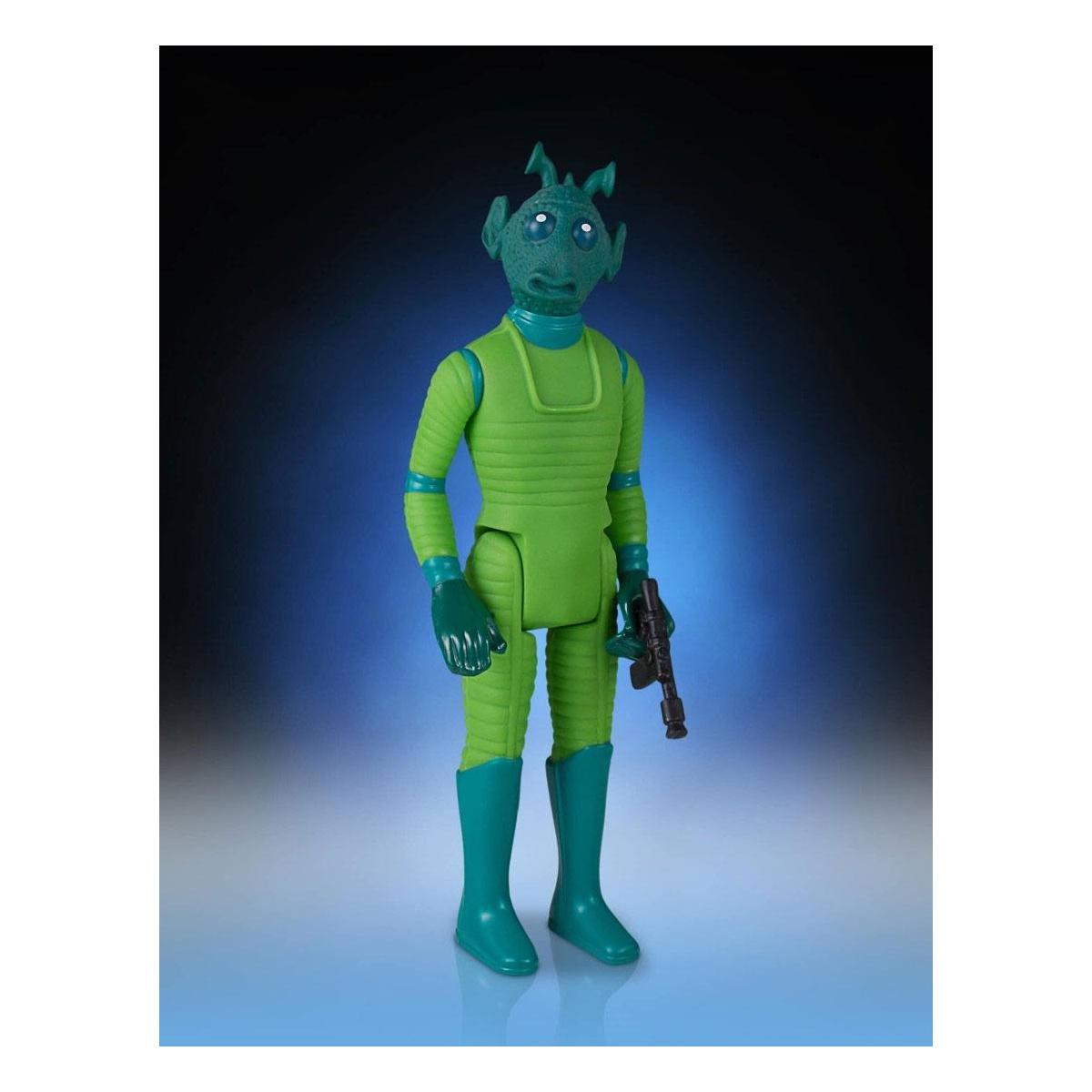 star wars potf figurine jumbo kenner greedo 30 cm figurine discount. Black Bedroom Furniture Sets. Home Design Ideas