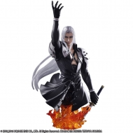 Final Fantasy VII - Buste Static Arts Sephiroth 19 cm