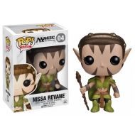Magic the Gathering - Figurine POP! Nissa Revane 10 cm