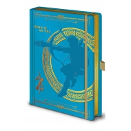 The Legend of Zelda - Carnet de notes Premium A5 Breath of the Wild