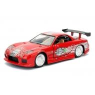 Fast & Furious - Réplique métal 1/32 Dom's 1995 Mazda RX-7