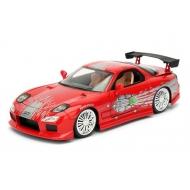 Fast & Furious - Réplique métal 1/24 Dom's 1995 Mazda RX-7