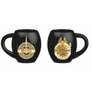 Star Wars Episode VIII - Mug Deluxe Golden Starships