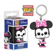 Disney - Porte-clés Pocket POP! Minnie Mouse 4 cm