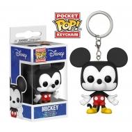 Disney - Porte-clés Pocket POP! Vinyl Mickey Mouse 4 cm