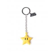 Nintendo - Porte-clés Superstar 7 cm