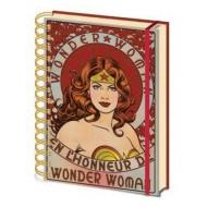 Wonder Woman - Cahier à spirale A5 En L'Honneur de Wonder Woman