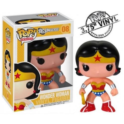 Wonder Woman - Figurine Pop de Wonder Woman - Funko