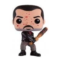 The Walking Dead - Figurine POP! Bloody Negan 9 cm