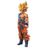 Dragon Ball Z - Figurine Master Stars Piece Super Saiyan Goku Manga 34 cm