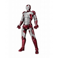 Iron Man 2 - Figurine S.H. Figuarts Mark V & Hall of Armor Set 15 cm