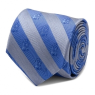 Star Wars - Cravate R2-D2 Striped bleu