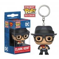 DC Comics - Porte-clés Pocket POP! Clark Kent 4 cm