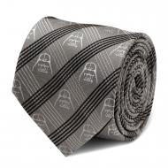 Star Wars - Cravate Darth Vader Chequered gris
