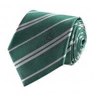 Harry Potter - Set cravate & badge Slytherin