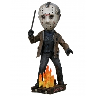 Vendredi 13 - Figurine Head Knocker Jason 18 cm