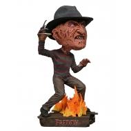 Freddy Les Griffes de la Nuit - Figurine Nightmare on Elm Street Head Knocker Freddy Krueger 18 cm