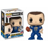NFL - Figurine POP! Philip Rivers (Los Angeles Chargers) 9 cm