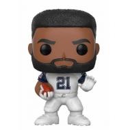 NFL - Figurine POP! Ezekiel Elliott (Dallas Cowboys) 9 cm