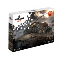 World of Tanks - Puzzle East v West (1000 pieces)