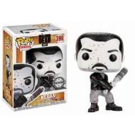 The Walking Dead -  Figurine POP! Black & White Negan 9 cm
