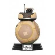 Star Wars Episode VIII - Figurine POP! Bobble Head Resistance BB Unit 9 cm