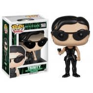 Matrix - Figurine Pop Trinity 9cm
