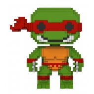 Les Tortues Ninja - Figurine POP! 8-Bit Raphael 9 cm