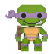 Les Tortues Ninja - Figurine POP! 8-Bit Donatello 9 cm