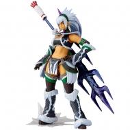 Monster Hunter X - Figurine Vulcanlog Monhan Revo Hunter Swordswoman Kirin U Series 16 cm