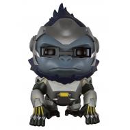 Overwatch - Figurine POP! Super Sized Winston 14 cm