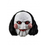 Saw - Masque latex Billy Puppet