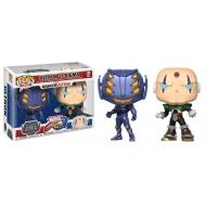 Marvel vs. Capcom Infinite - Pack 2 Figurines POP! Ultron vs. Sigma 9 cm
