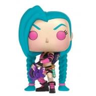 League of Legends - Figurine POP! Jinx 9 cm