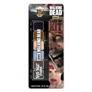 The Walking Dead - Maquillage Walker