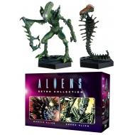 Alien - Pack 2 figurines Retro Collection Mantis  & Snake 13 cm