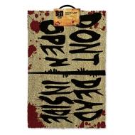 The Walking Dead - Paillasson Don't Open Dead Inside 40 x 60 cm