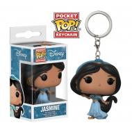 Disney Princesses - Porte-clés Pocket POP! Jasmine 4 cm