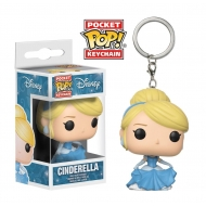 Disney - Princesses porte-cles Pocket POP! Vinyl Cinderella 4 cm