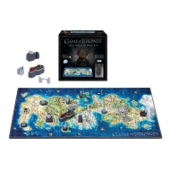 Game of Thrones - Puzzle 3D Mini Westeros (340 pieces)
