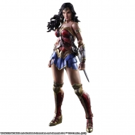 Wonder Woman - Figurine Play Arts Kai Wonder Woman 25 cm