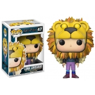 Harry Potter - Figurine POP! Luna Lovegood avec tête de Lion 9 cm