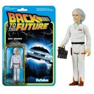 Retour vers le futur - Retour vers le Futur ReAction figurine Doc Brown 10 cm