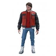 Retour vers le futur - Retour vers le Futur II figurine Movie Masterpiece 1/6 Marty McFly 28 cm