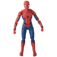 Spider-Man Homecoming - Figurine S.H. Figuarts & Tamashii Option Act Wall 15 cm